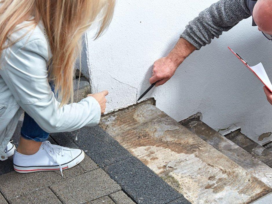 Hausverwalter, Mängel, Foto: Karin & Uwe Annas/Fotolia