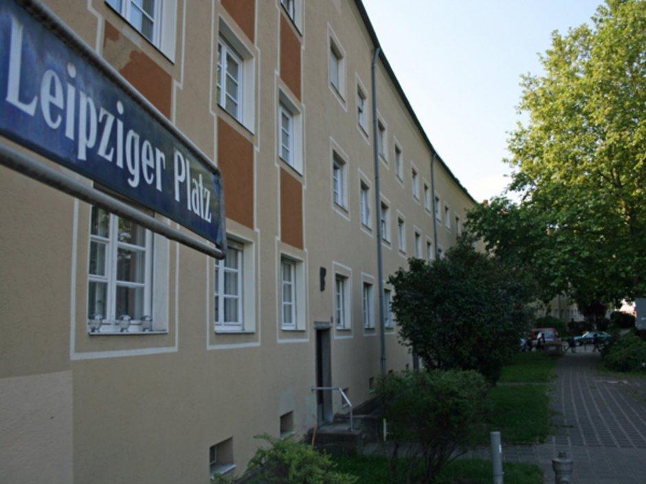 sozialer WOhnungsbau, Leipziger Straße in Nürnberg, Foto: immowelt.de