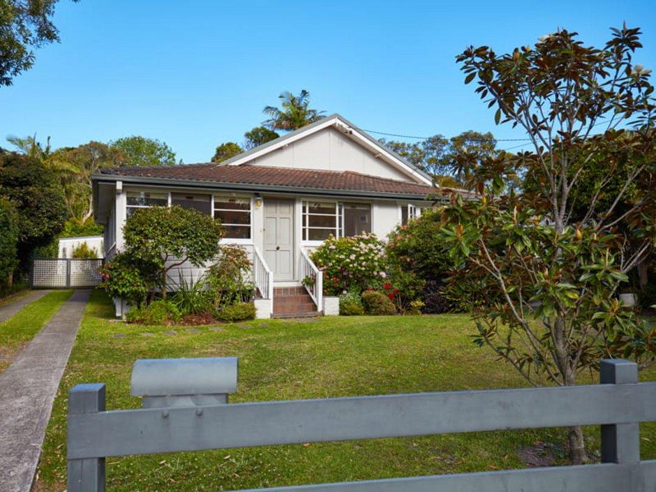 Auswandern Australien, Ein freistehendes Wohnhaus mit Garten, Foto: iStock.com/xavierarnau