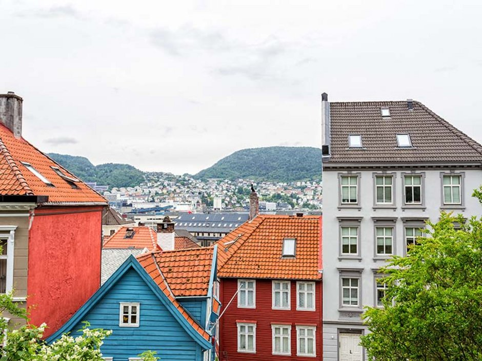 Auswandern Norwegen, Immobilienpreise Norwegen, Häuser Norwegen, Wohnungen Norwegen, Foto: lstudio/stock.adobe.com