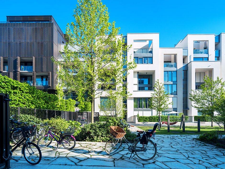 Geld verdienen, Mehrfamilienhaus, Foto: iStock.com / Nikada