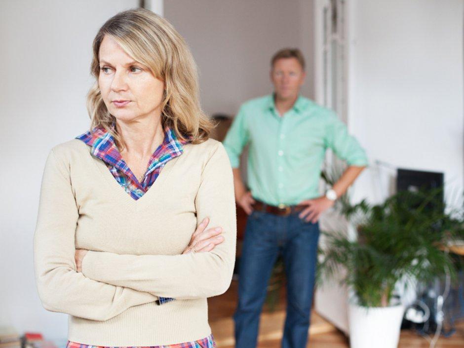Zugewinnausgleich, Scheidung mit Immobilie, gemeinsame Immobilie, Foto: istock/alvarez