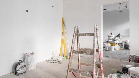Mietaufhebungsvertrag, eine Wohnung wird renoviert, Foto: MATTHIAS BUEHNER / stock.adobe.com