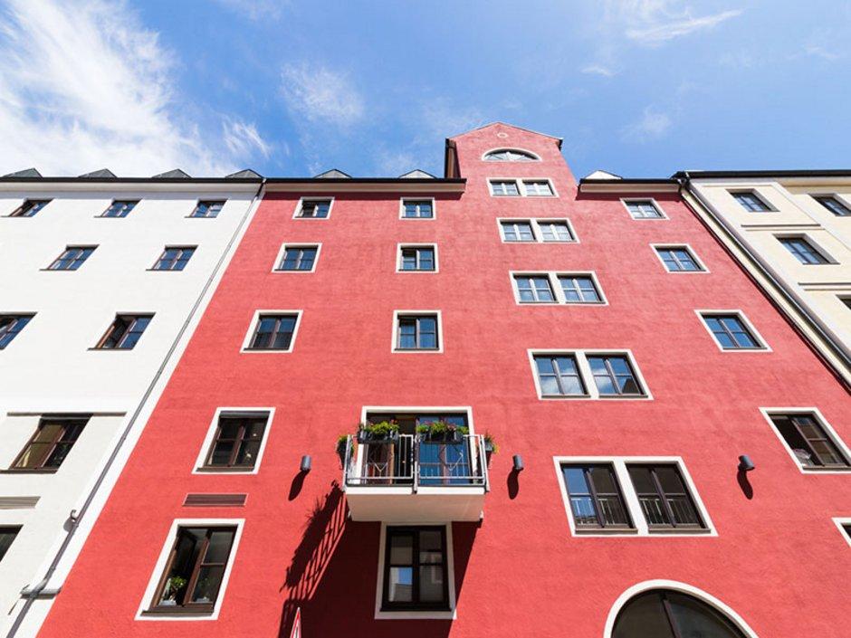 Hausmeisterservice, Mehrfamilienhaus, Foto: Christian Schwier/fotolia.com