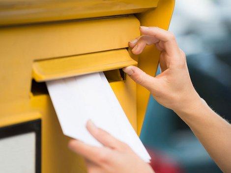 Schimmel, Briefkasten, Mietminderung, Foto: Andrey Popov/Stock.adobe.com