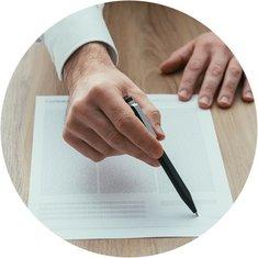 Vermögensschadenhaftpflichtversicherung, Immobilienmakler, Inhalt, Vertrag