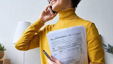 Steuer absetzen, AfA, Foto: assedesignen / stock.adobe.com