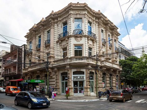 Auswandern Paraguay, Immobilienkauf Paraguay, Kaufnebenkosten, Kaufpreise, Foto: iStock.com/JackF