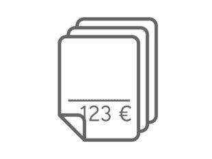 Nebenkostenabrechnung prüfen, Kosten, Belegeinsicht, Grafik: immowelt.de