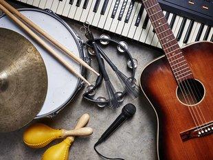 Fristlos kündigen, Musikinstrumente, Foto: Goodmanphoto/stock.adobe.com