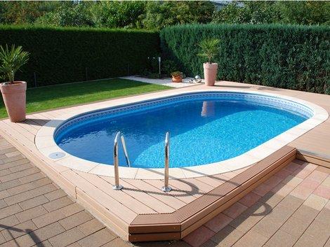 Eigentümer, Pool, Schwimmbecken, Foto: Dirk Boesel/fotolica.com