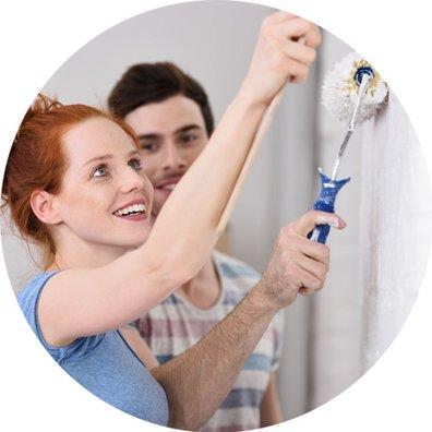 Schönheitsreparaturen, Wohnung streichen beim Auszug, Foto: contrastwerkstatt - fotolia.com