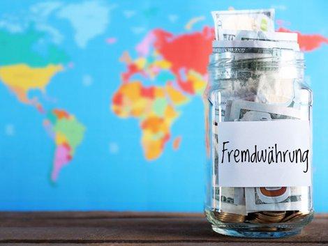 Fremdwährungskredit, Fremdwährung, Darlehen, Foto: Africa Studio / fotolia.com