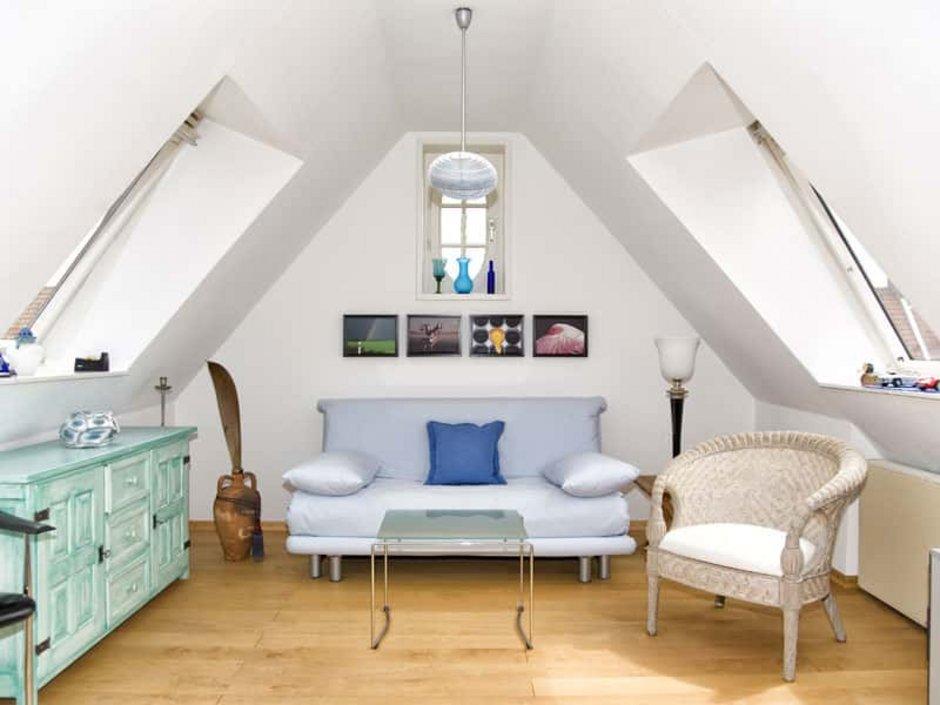 Wohnungsgröße, Dachschräge, Mietminderung, Foto: artfocus/AdobeStock.com