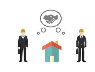 Gemeinschaftsgeschäfte, Grafik: immowelt.de