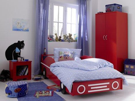 Geschwisterzimmer, gemeinsames Kinderzimmer, Foto: car-Möbel
