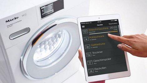 Smart Home, Waschmaschine, Foto: Miele