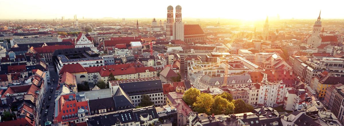 Stadtpanorama München, Foto: Foto: juls_photography / stock.adobe.com