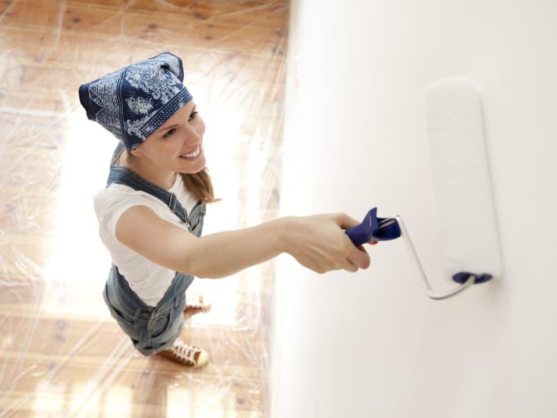 Renovierungsklausel, Wohnung renovieren Mietvertrag Renovierung, Foto: iStock / alvarez